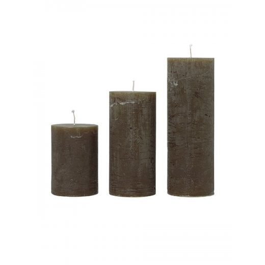 Cozy Living Large Rustic Candle - Succade