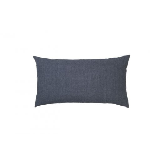 Cozy Living Linen Gable Cushion - Indigo