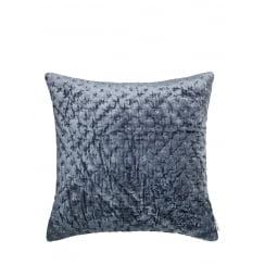 Cozy Living Luxury Embroidered Velvet Cushion