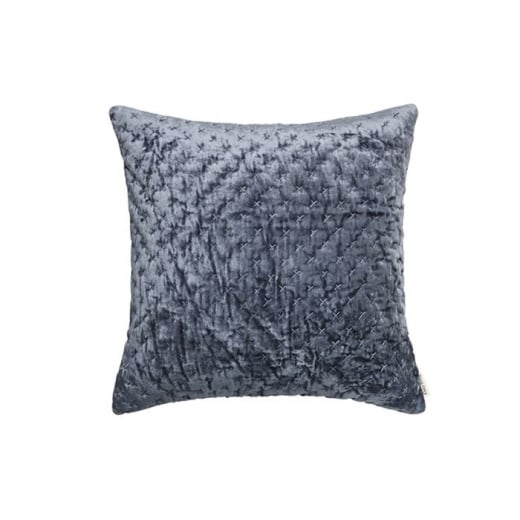 Cozy Living Luxury Velvet Embroidered Cushion