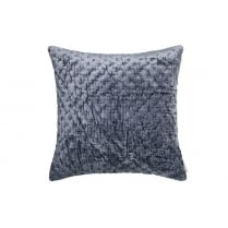 Cozy Living Luxury Velvet Embroidered Cushion
