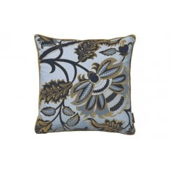 Cozy Living Margrethe Cushion - Dusty Blue