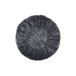 Cozy Living Round Velvet Viscose Cushion