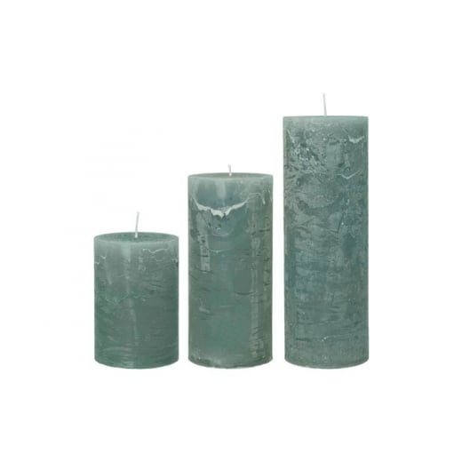 Cozy Living Rustic Moss Candle - Large