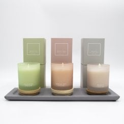 Cozy Living Scented Candle  Morning Mist
