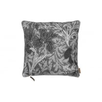 Cozy Living Velvet Art Deco Print Cushion