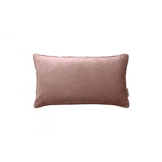 Cozy Living Velvet Soft Gable Cushion - Rouge