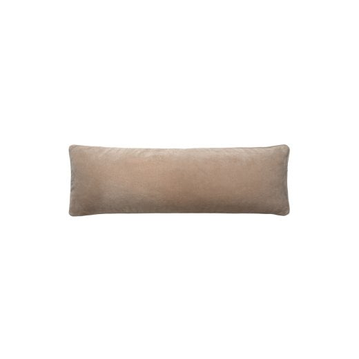 Cozy Living Velvet Soft-Long Cushion - Alpaca