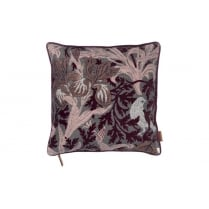 Cozy Living Vlevet Art Deco Print Cushion