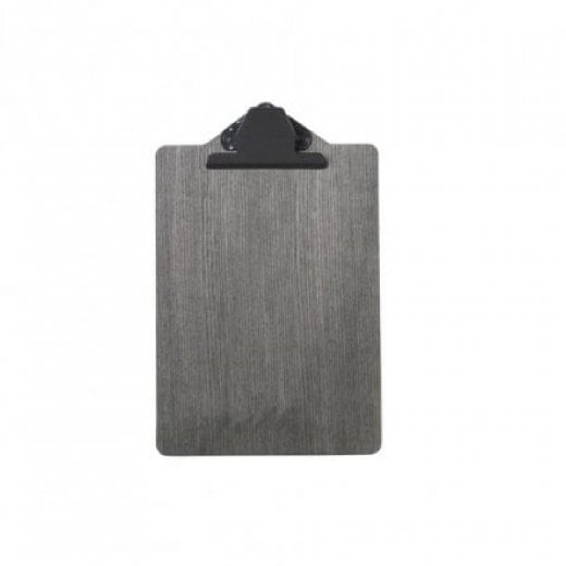 Danish Collection A4 Clipboard - Stained Black