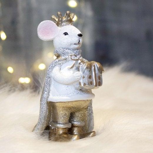 Danish Collection Agira Prince Mouse - Grey