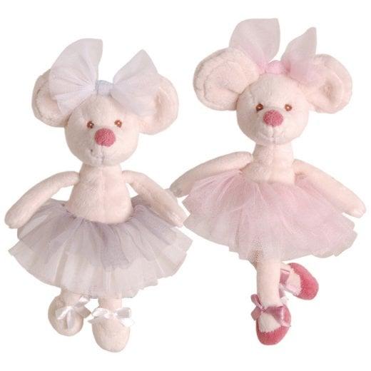 Danish Collection Antonia Grey Dancing Mouse