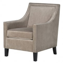 Danish Collection Armchair - Taupe - PRE-ORDER