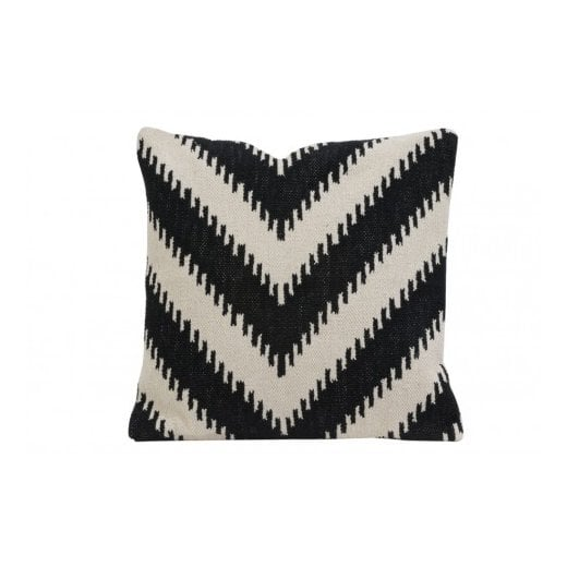 Danish Collection ARROCCA Pillow - Black & White