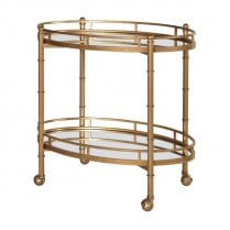 Danish Collection Bar/Drink trolley