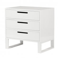 Danish Collection Bedside Table