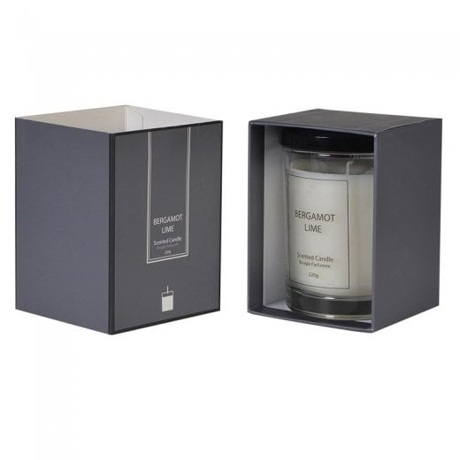 Danish Collection Bergamot Lime Scented Candle