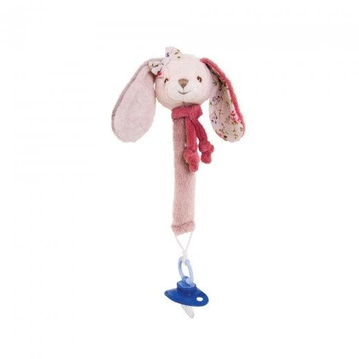 Danish Collection Bibi Rabbit Dummy Holder