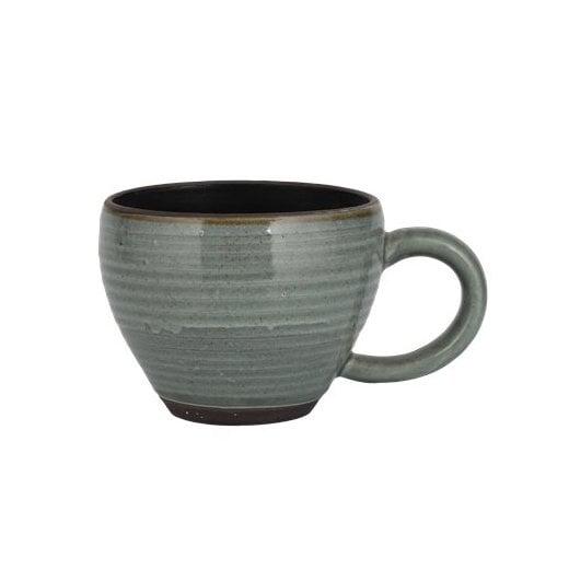 Danish Collection Birch Stoneware Cup - Dark Grey