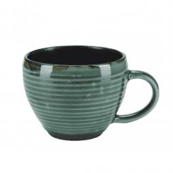 Danish Collection Birch Stoneware Cup - Green