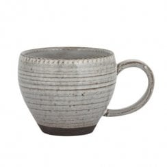 Danish Collection Birch Stoneware Cup - White