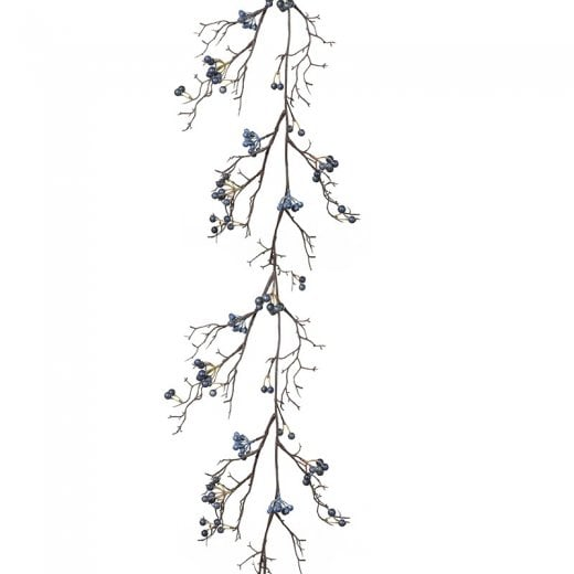 Danish Collection Blueberry Garland