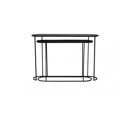Danish Collection BOCOV Small Side Table - Black