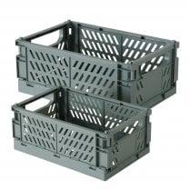 Danish Collection Box Malmo Dark Green - Two Sizes