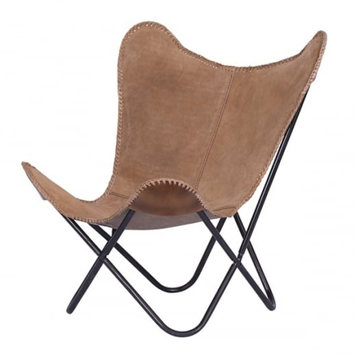 Danish Collection Butterfly Lounge Chair Danish Collection from Danish Conc