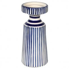 Danish Collection Candle Holder - Ceramic