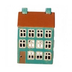 Danish Collection Ceramic House for T-Light