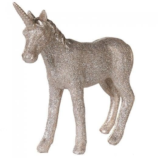 Danish Collection Champagne Glitter Unicorn