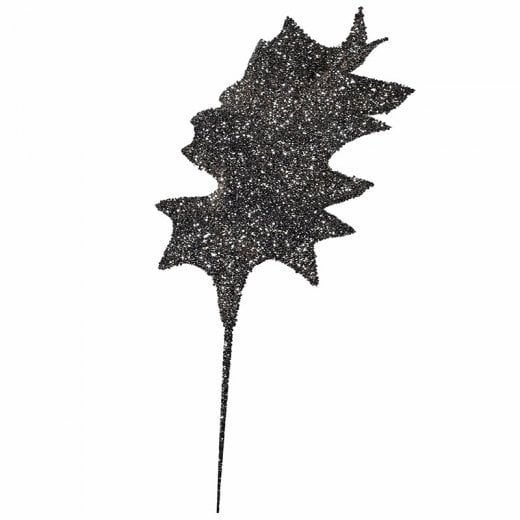 Danish Collection Champagne Holly Leaf