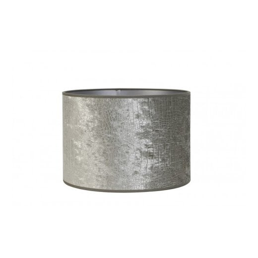 Danish Collection Chelsea Velour Shade - Silver