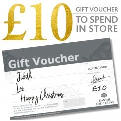 Danish Collection Christmas Gift Voucher - £10.00