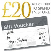 Danish Collection Christmas Gift Voucher - £20.00
