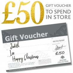 Danish Collection Christmas Gift Voucher - £50.00