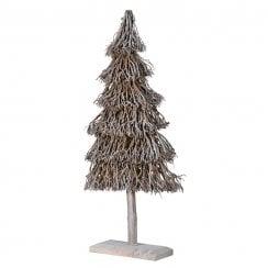 Danish Collection Christmas Twig Tree - Grey