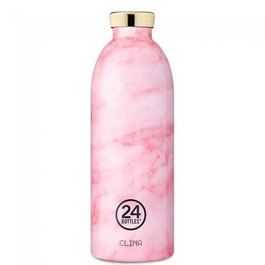 Danish Collection CLIMA Bottle Large - Pink Marble