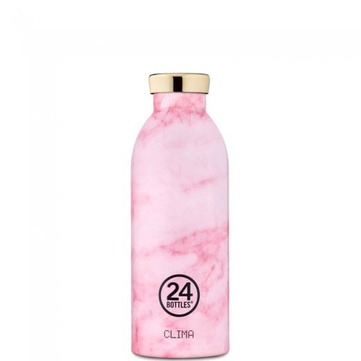 Danish Collection CLIMA Bottle Medium - Pink Marble