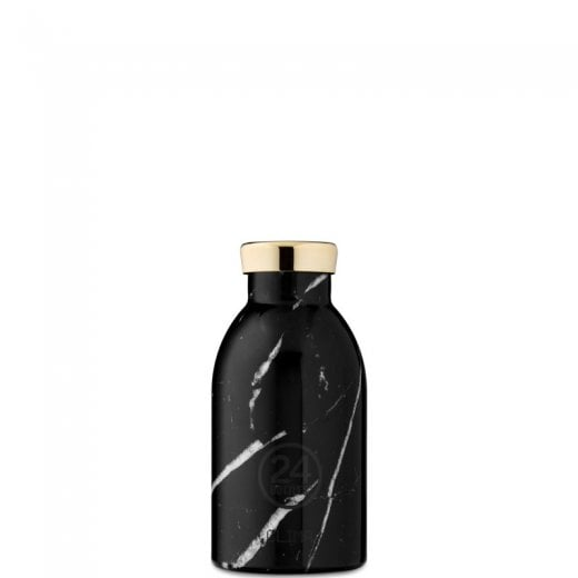 Danish Collection CLIMA Bottle Small - Black Marble