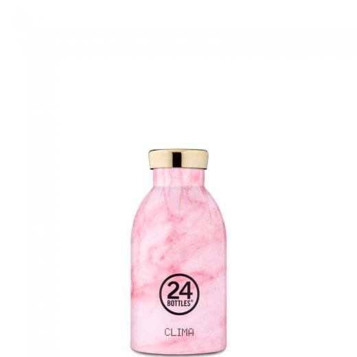Danish Collection CLIMA Bottle Small - Pink Marble