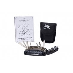 Danish Collection Dapper Chap Bike Multi Tool - Black