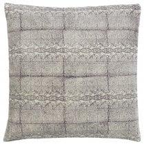 Danish Collection Dusty Violet Velvet Cushion Cover