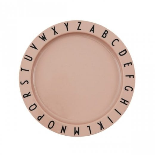 Danish Collection Eat and Learn Plate Nude