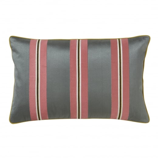 Danish Collection Embroidered Ivy Cushion Cover
