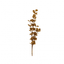 Danish Collection Eucalyptus Branch  - Gold/Red L88cm