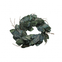 Danish Collection Fig Wreath  - Green D56cm