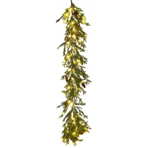 Danish Collection Forest Fir LED Garland