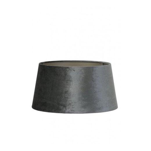 Danish Collection Gemstone Cylinder Shade - Graphite